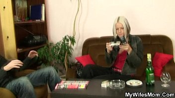 s her and finds tied up son Bbc cowgirl pov