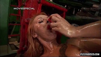 hates pussy her cum in Forced gangbang by bikers