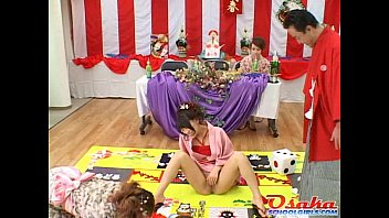 spy japanese massage camera Lesbo clothed sluts get wet in the pool