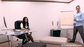 mature fuck boss real secretary Kristina rose vs ramon