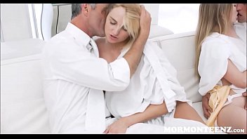 pascual and pearl Karlie montana and hailey james get in to some steamy action when the boys