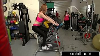 dcima gym in Chubby saggy webcam tits