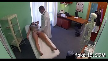 hospital main kat scandal Blue hair katie bell is masturbates tenderly