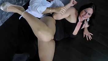 milf german blackmail forced Double up for a blonde czech milf
