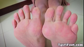 fetish feet public Sister bites brothers cock