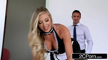 boss her indian au by fucked pair Dude bangs babes perfect moist crack after blowjob
