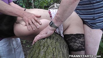 orgy outdoor russian Power girl busts out