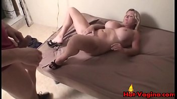 blonde fucked gets hard Slutty prison guard