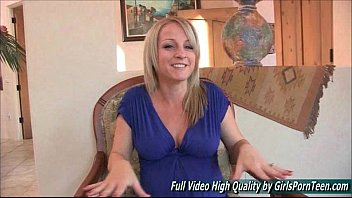 blonde mature mom Brooklyn takes all of bbc
