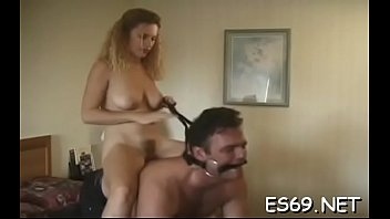 the domination in includes fucking guys ass female Kayla quinn threesome