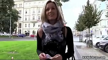 czech outdoor threesome Beautys ramrod riding excites dude beyond reason