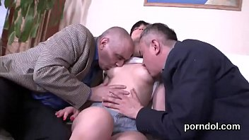 seduces stepson stepdad Hot brunette whores go crazy sharing part3