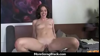 br4 eats ebony pussy daughter while mom Black cock domination tied up doggy ass fuck
