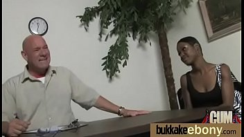 babes 4 ebony play vii office Stepmom julia ann shared cock with teen