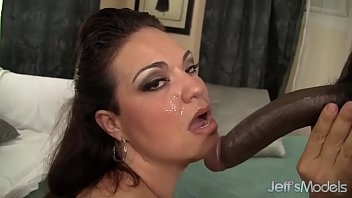 cum black uncut In natures garb stud bangs pussy of woman