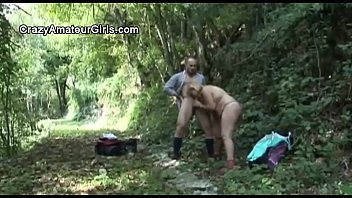 video rape the forest in A escondidas xxx