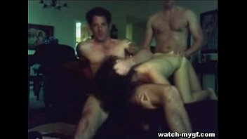 in stranger joins couple the woods10 Black ass squirting
