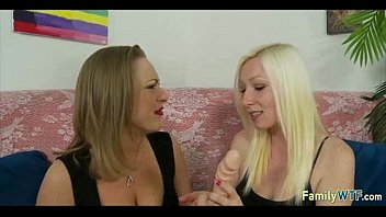 bondage mother daughters Mature blonde blowjob ypp