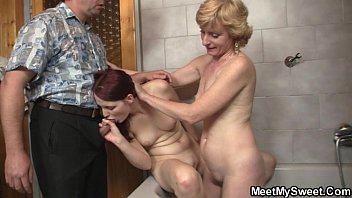 pussy froce3 son mom at her catch looking Wife with student