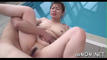 a face redhead mouthful cum milf of gets her to Young gay arab jerking