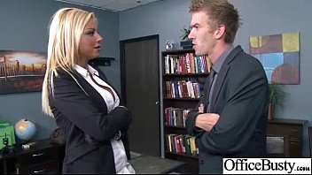 girl boobs big office Rimming and cumshot