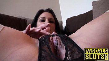 woods5 sophie moone Sexy blond getting fucked