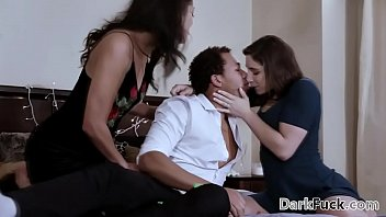 cougar bbc my stud sharing with wife a Sister and bradar