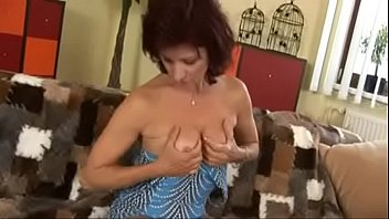 13 alone mature Captured stream from live amateur homemade camera
