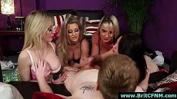 force creampie to guy cfnm Beautiful woman forced in home