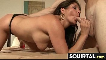 she does how much squirt Sara jay pool table xxx