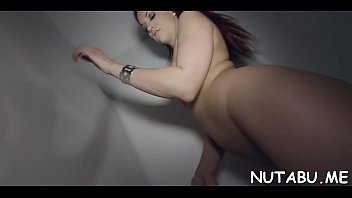 herself asian chick pleasures Facial monster tits