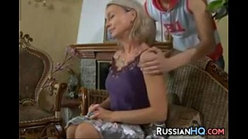 the mother in fuckedvby son kitchen3 get Indian desi pure house wife cream pie