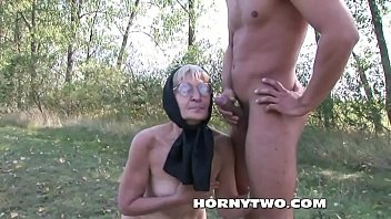hot daughter sex 5min with bad very ugly lesbians granny Hood granny swallows every drop4