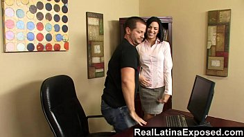 latina saleswoman office Indonesian malay honeymoon sex tape tanpa judul l7