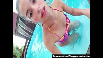 men young with straight trannies Oops creampie surprise
