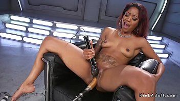 anal machine squirt Wife bbc public