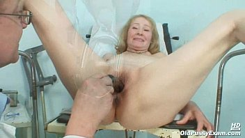 creampie spasmodic mature orgasm old Wife watches husband nal fuck mother in law