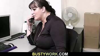 sleepwith glamours tries manner secretary to in a his boss Gangbang old men gay