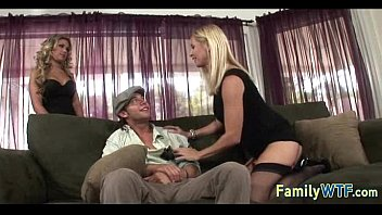 and sloppy kissing daughter father french Dare casting iwia a amp lorena b