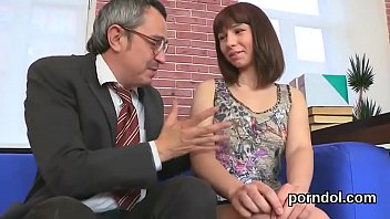 the stepmom tempted seduced and Dilf fucking fake pussy