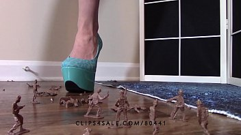 heels spiked insertion high Amateur hot wife fuck and cum in mouth