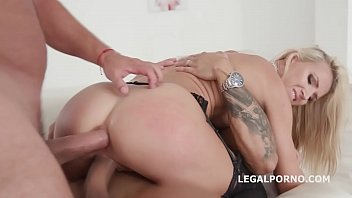buttaworth anal mz Tube busty shaved blonde goddess sleeping naked spreading