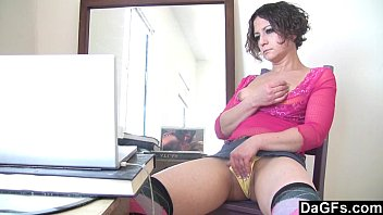 couple while masturbating Tortured tied candle swinging tits