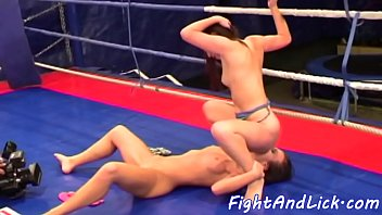 and wrestling spanking Mature cougar pussy hardcore pounding