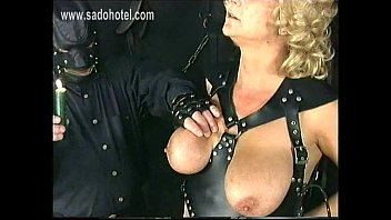 nipple clamps chains whips and Corset and handcuffs