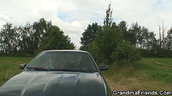 black threesome ffm6 granny Wife sharing with best pal