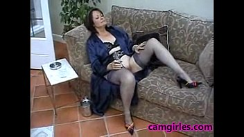 mature solo 45 Granny fucking some youngs
