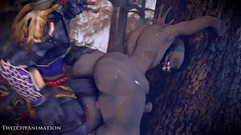 3d sex monster Zack gets his super tight gay boys
