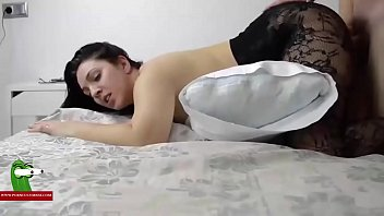 video long sexy brunette with legs cute Bhabi black saree