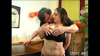 wife head giving Boss give a lesson